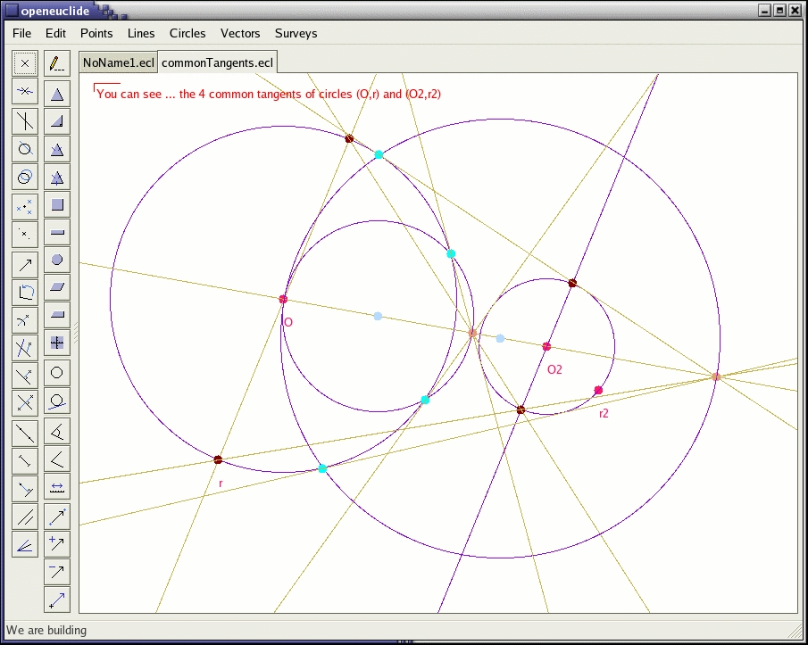 openeuclide screenshot