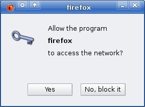 linux-firewall.org screenshot