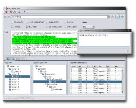 jregexanalyzer screenshot