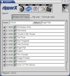 ripperx screenshot