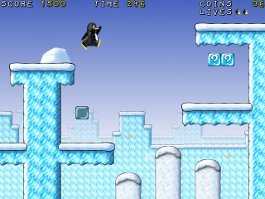 supertux screenshot